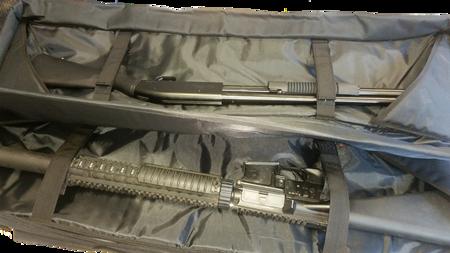 "Valken Gun Case Double Rifle 36"" (black)"