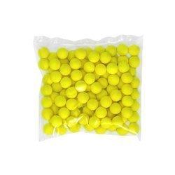 Kulki Gumowe Field Rubber Balls .50 Cal (yellow) - 100 pack