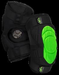 Ochraniacze Kolan Planet Eclipse HD Core Knee Pads (green)