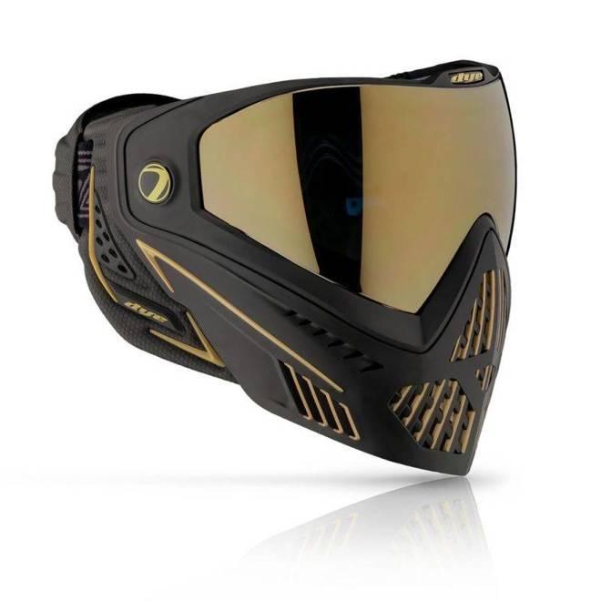 Maska DYE I5 Onyx Gold (black/gold)