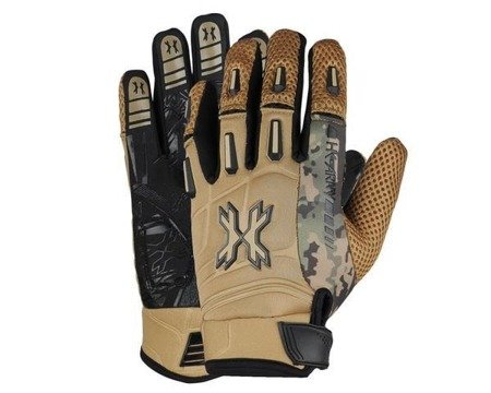 Rękawiczki HK Army Pro Glove Full Finger (tan camo)